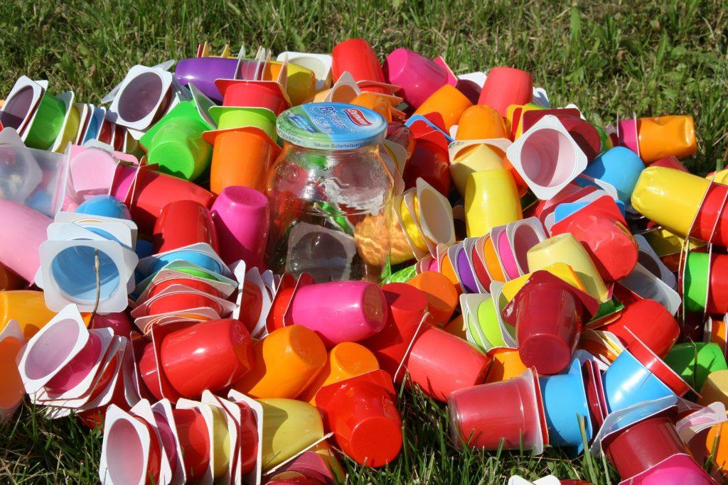 Plastikmüll - Lizenz des Bildes: CC0