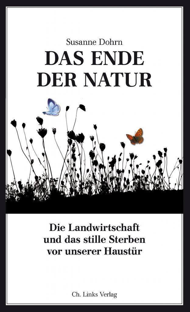 Buchcover: Susanne Dohrn (2017): Das Ende der Natur