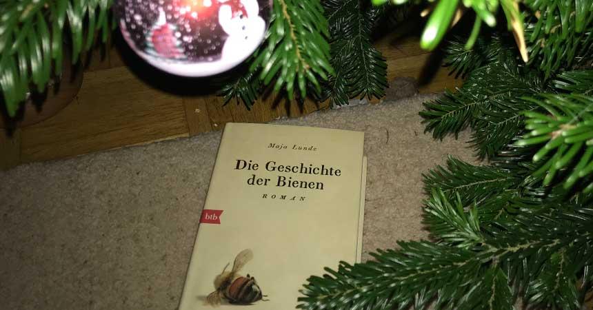 Maja Lunde. Die Geschichte der Bienen