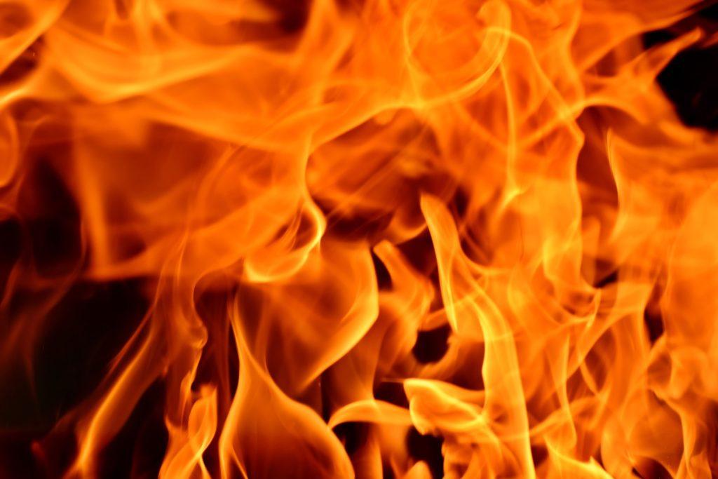 Feuer - Lizenz des Bildes: CC0