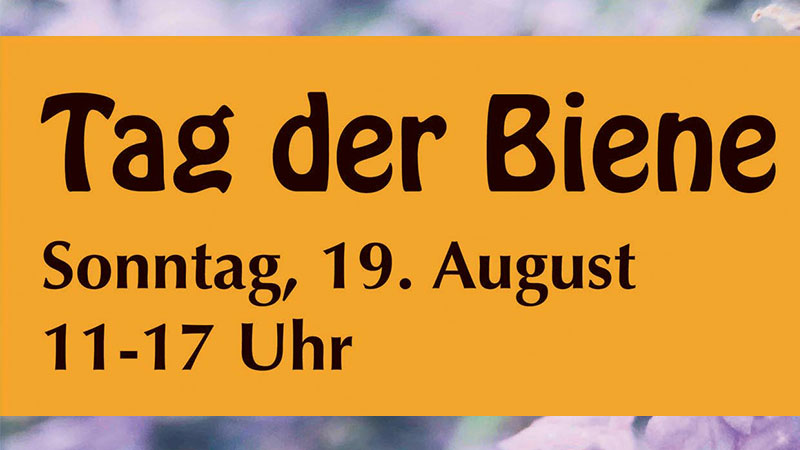 Imkerfest am 19. Augist 2018