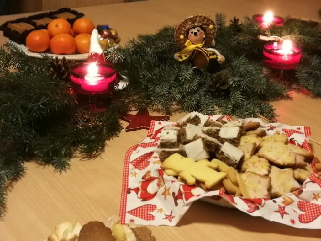 1. Weihnachtsstammtisch