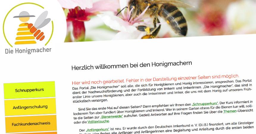 Die neue Seite der Honigmacher